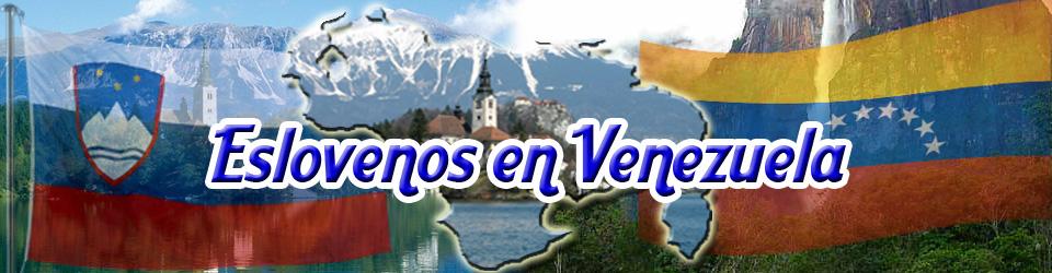 Eslovenos en Venezuela